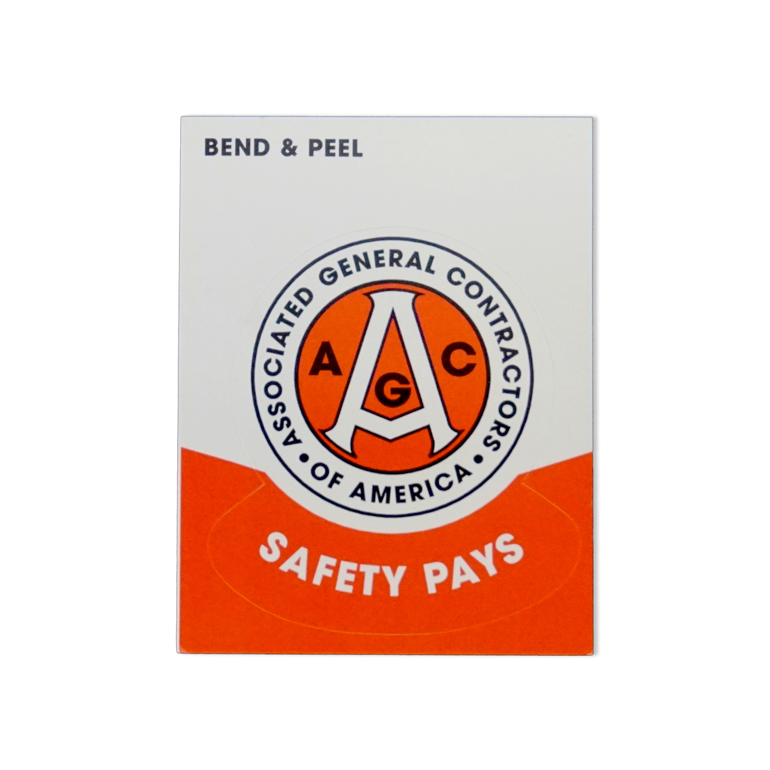 Safety Pays  Hard Hat Stickers