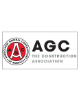 AGC Logo Sticker 5x16