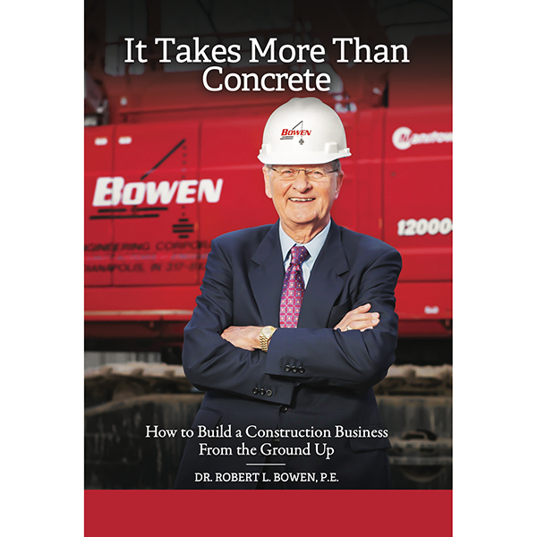 <H3>A Featured Publication: It Takes More Than Concrete</H3>Non-Member Price: $24.95<BR>Member Price: $19.95